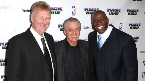 Pat Riley on Magic Johnson: 'He's going to speak his mind'