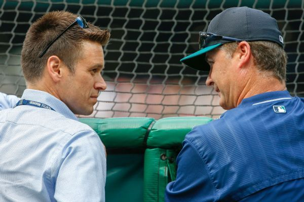 Mariners deny ex-employee's claims of racism toward Latino players