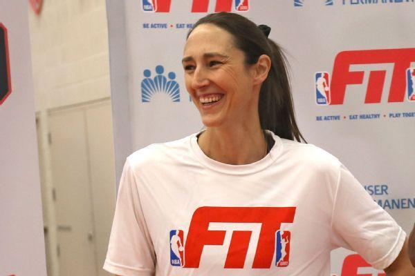 Ruth Riley, Ticha Penicheiro among Women's Basketball Hall finalists