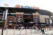 Widow of man found in park cooler sues Braves