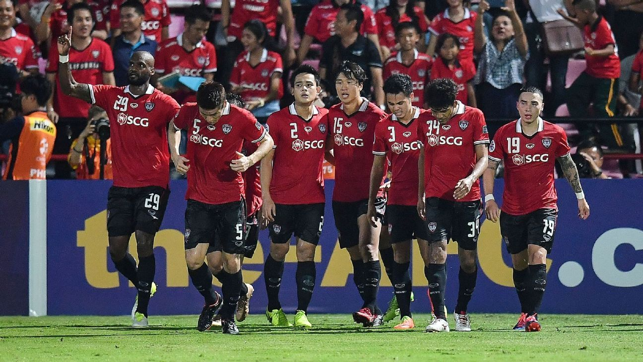 Buriram United draw with Muang Thong, slam Thai League scheduling