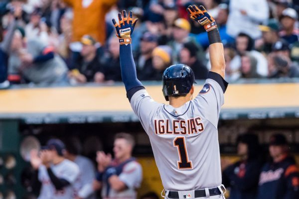 Jose Iglesias joins Reds on minor league contract with camp invite