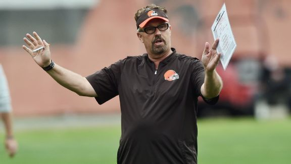 From Dawg Pound to lead dog: Gregg Williams gives Jets attitude
