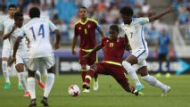 Venezuela beaten in U20 World Cup, but bar is set high for younger generation