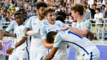 England Under-20 World Cup champions after beating Venezuela
