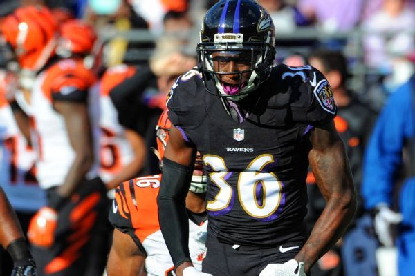 Ravens, CB Tavon Young agree to 3-year extension