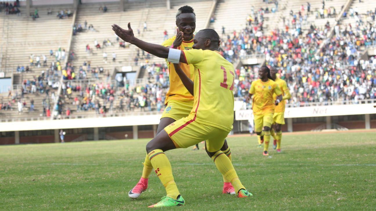 Musona nets hat-trick, Uganda edge Cape Verde