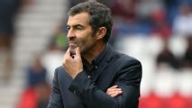 Bastia part company with coach Rui Almeida as troubles deepen