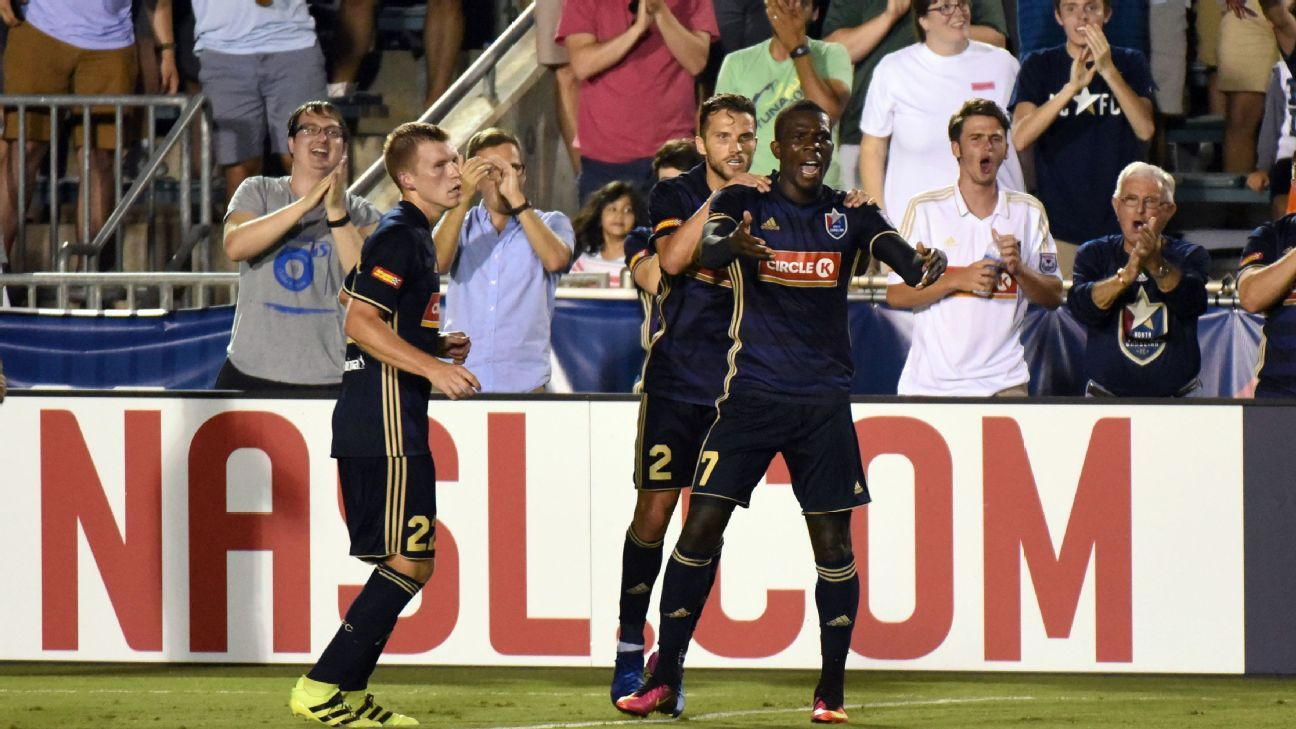 North Carolina FC completes move from NASL to USL