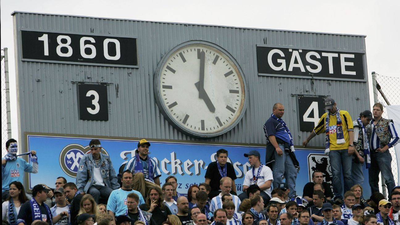 Fourth-tier 1860 Munich charging more for tickets than Bayern Munich
