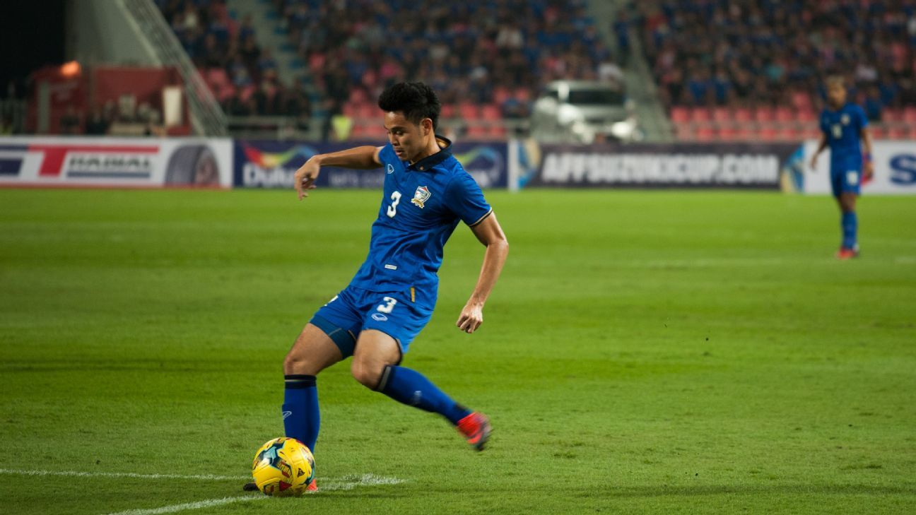 Thai skipper Theerathon chased by Cerezo Osaka in Japan - report
