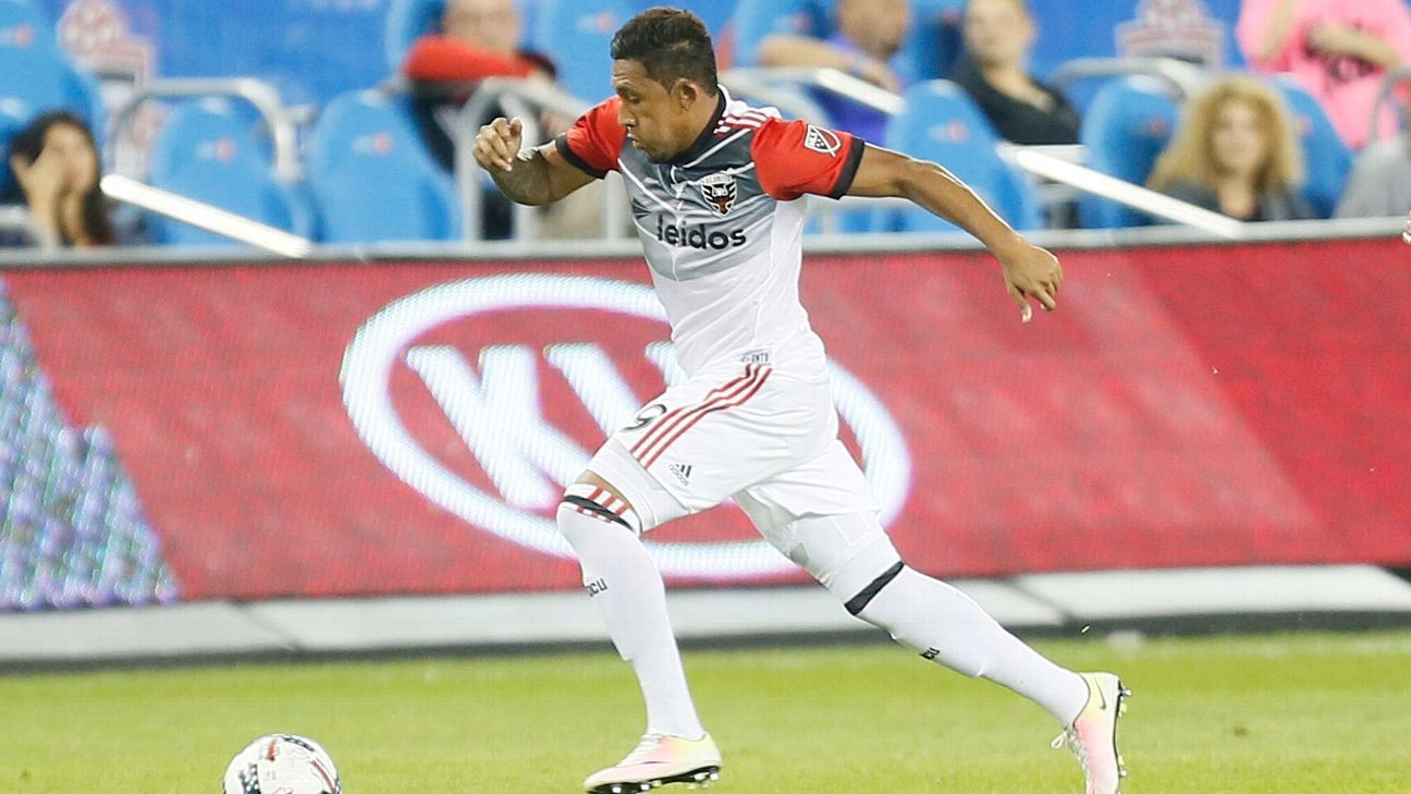 D.C. United parts ways with forward Jose Guillermo Ortiz