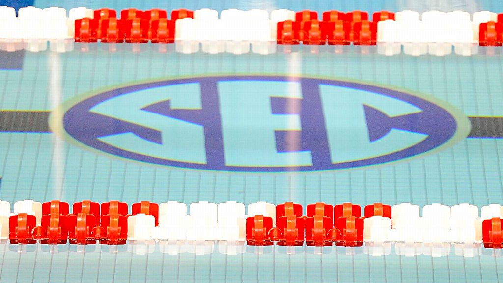 2021 SEC Swimming & Diving Awards Announced