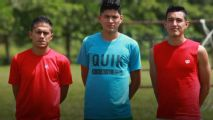 Tres jugadores mexicanos llegan al Vida hondureño