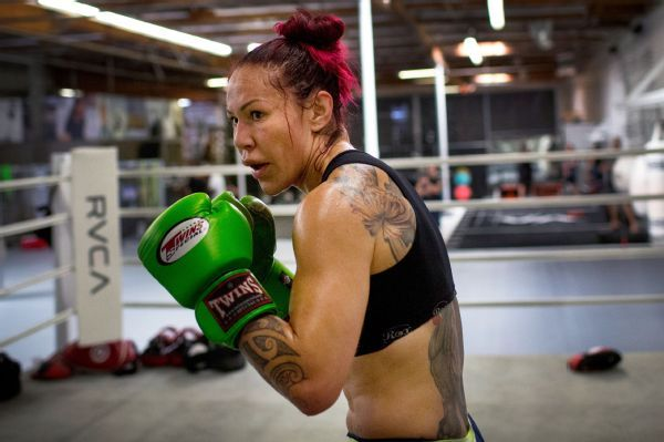 Agent says Cris Cyborg interested in new UFC deal