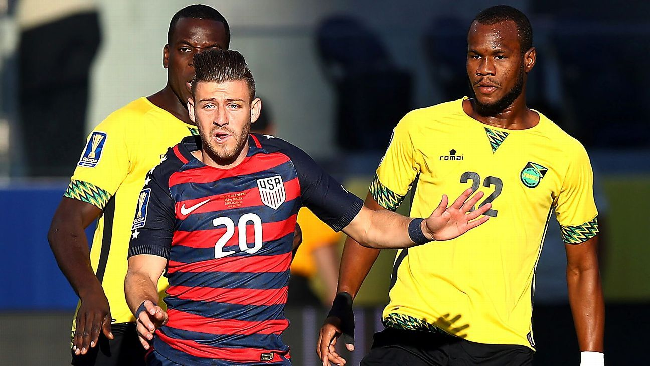 United States to play Gold Cup tune-up vs. Jamaica in Washington D.C.