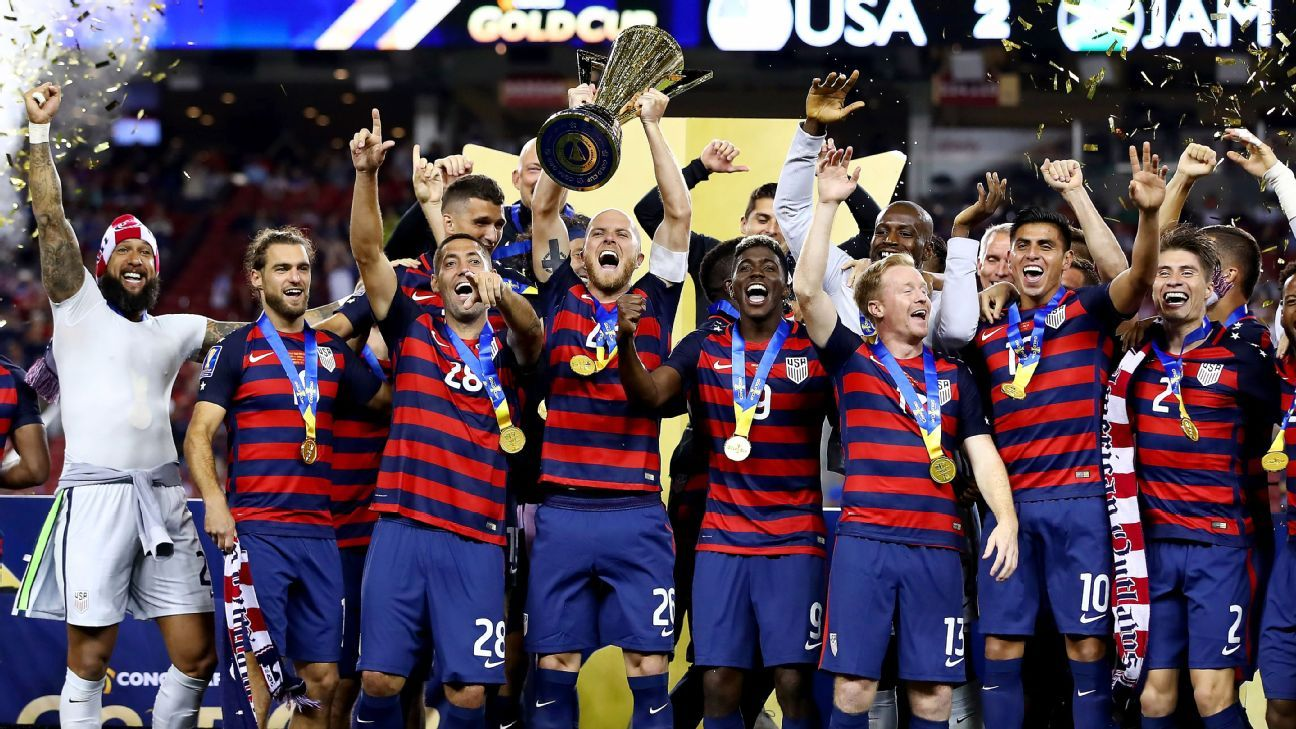 U.S. Soccer boss Carlos Cordeiro: No decision on Gold Cup after 2021