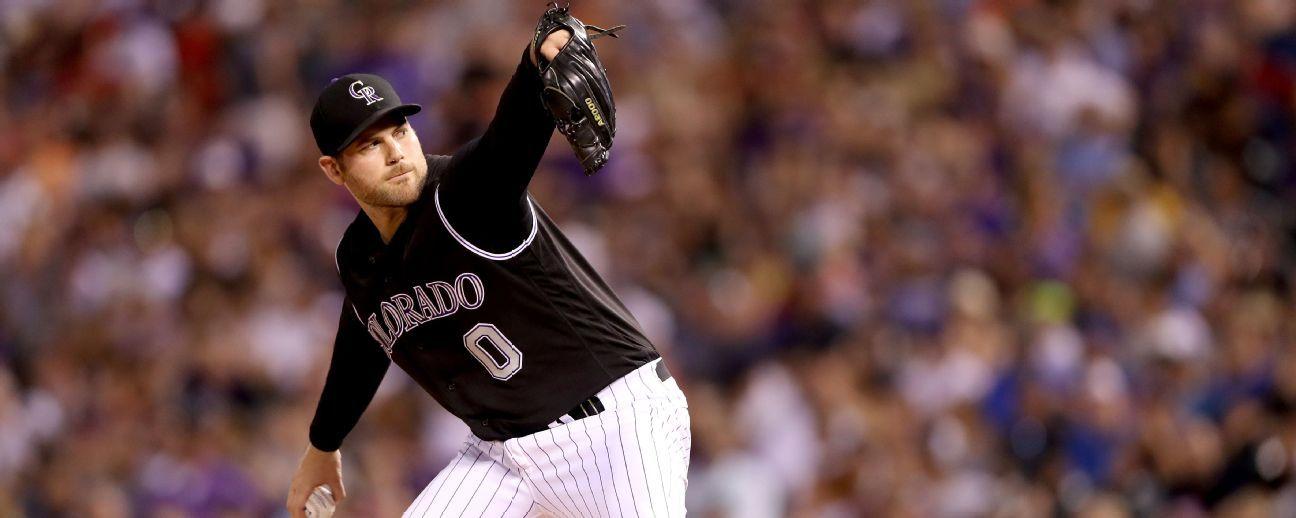 Fuentes: Adam Ottavino firma contrato multimillonario con Yankees por tres años