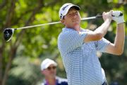 Herman takes lead in Barbasol Championship