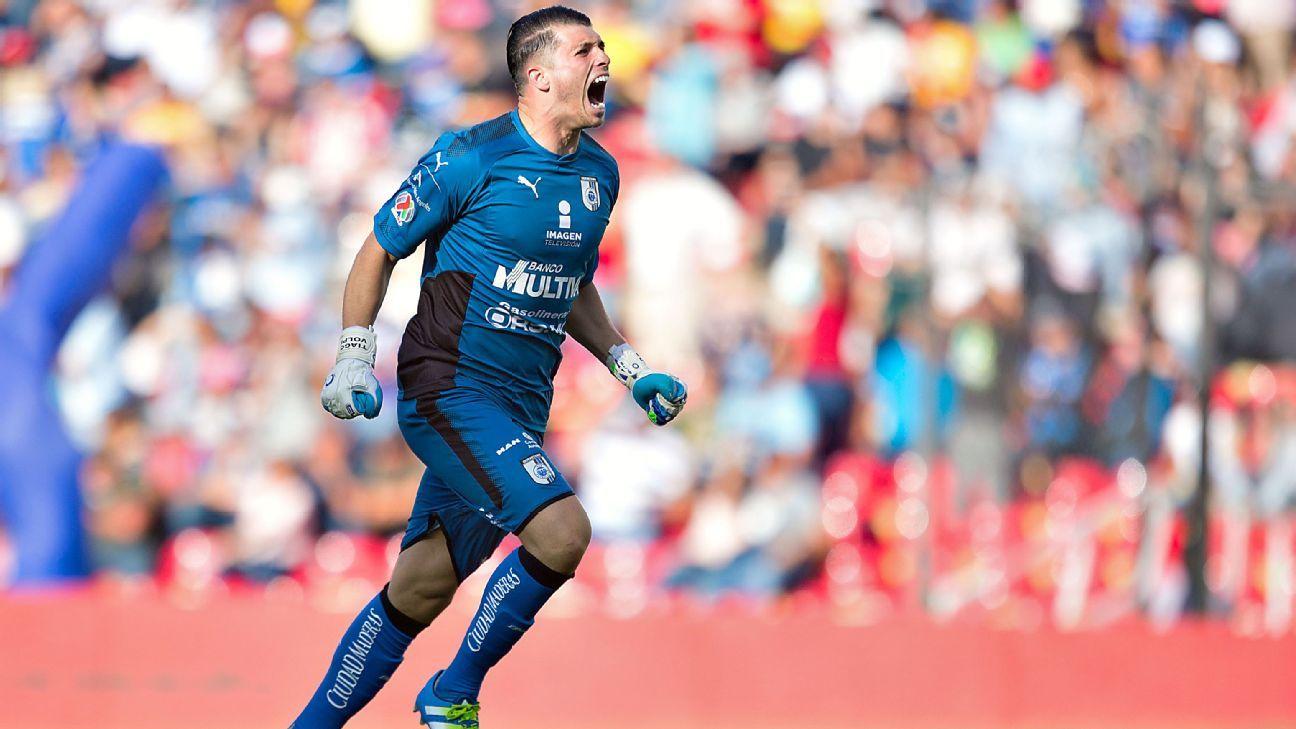Tiago Volpi, novo goleiro do São Paulo, era tão ídolo no México que 'mal conseguia ir ao shopping'
