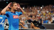 Napoli beat Nice in UCL playoff first leg; Celtic thrash Astana, Sevilla win