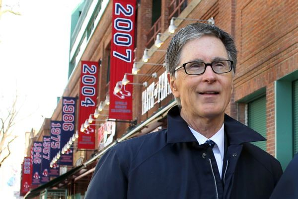 Red Sox owner John Henry says spending more tends to helps teams win