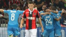 Napoli, Sevilla and Celtic secure Champions League qualification