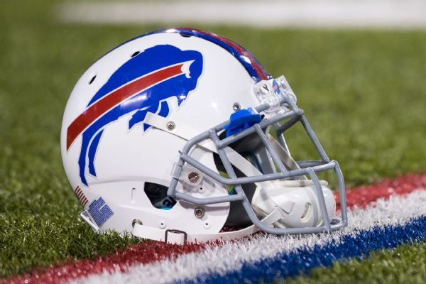 Bills TE Kroft breaks foot again, needs surgery