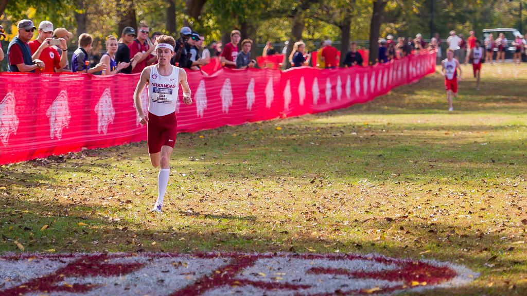 Six SEC cross country teams ranked in preseason poll