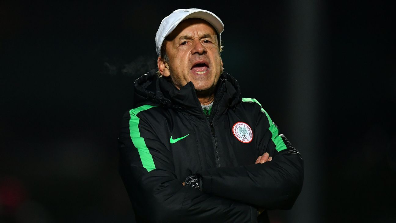 How will Nigeria approach the next international break?