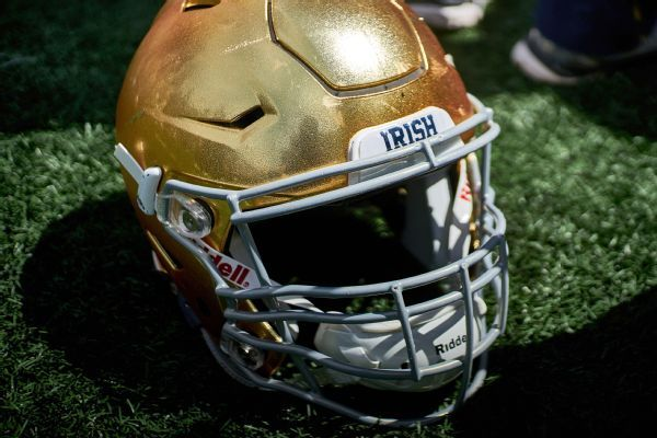 Notre Dame adds running back prospect Tyree