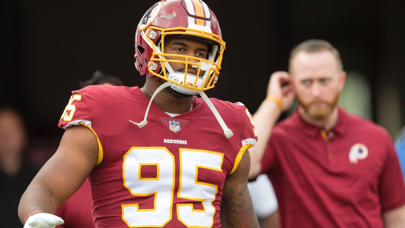 Jonathan Allen offers potential impact for Redskins, but ...