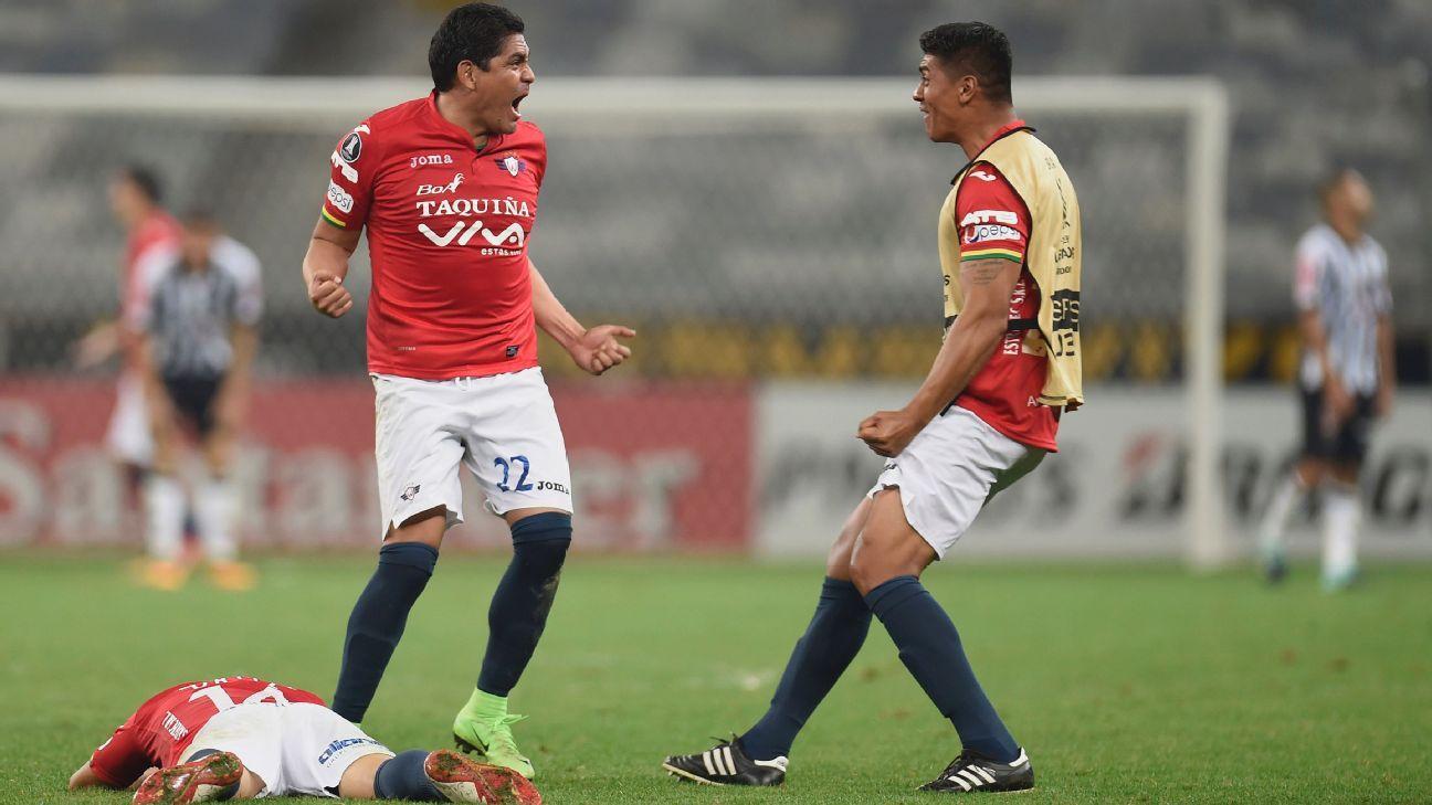 South America's Champions League, the Copa Libertadores, picks up pace