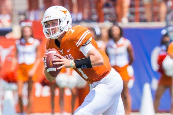 Longhorns QB Shane Buechele to explore transfer