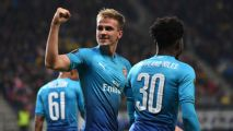 Holding could captain Arsenal with Koscielny exit