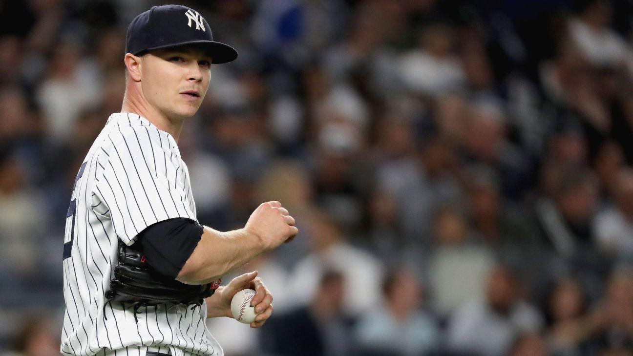 Yankees envía a Sonny Gray a Rojos y recibe extensión de contrato