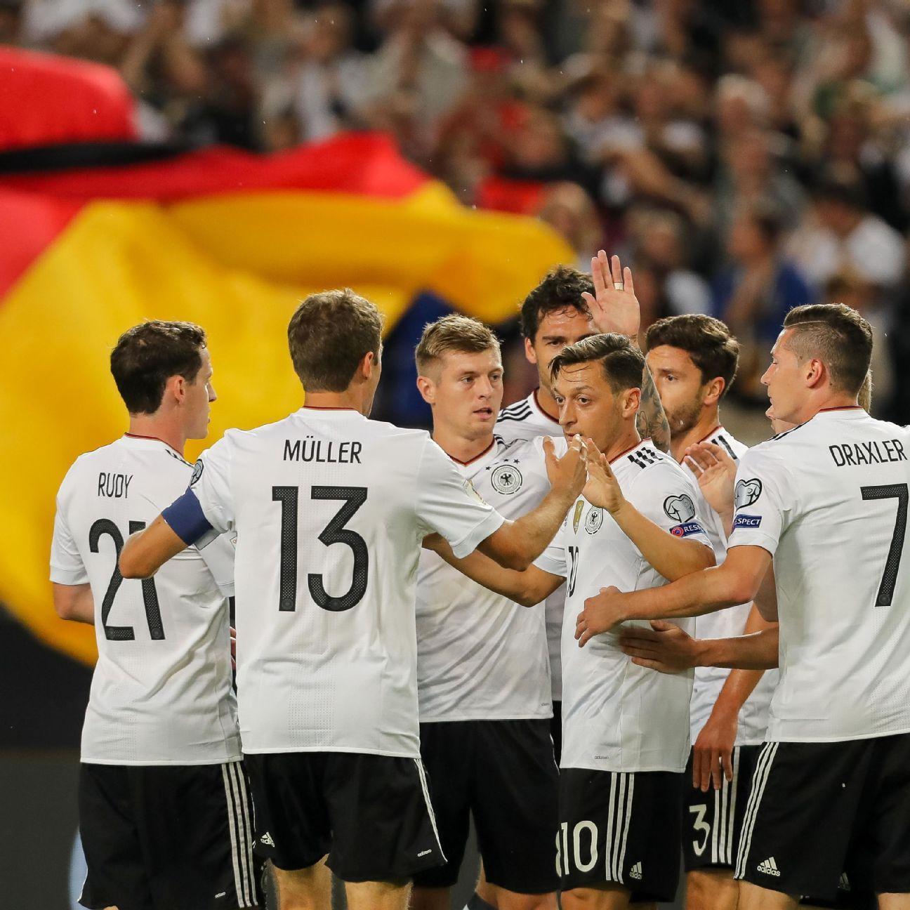 Alemania presentó candidatura para la Euro 2024