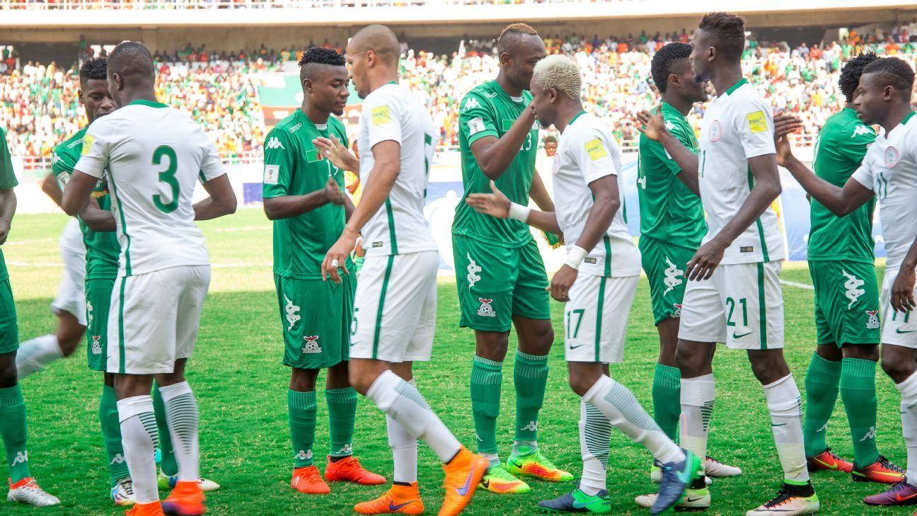 Super Eagles ignoring Zambia mind games