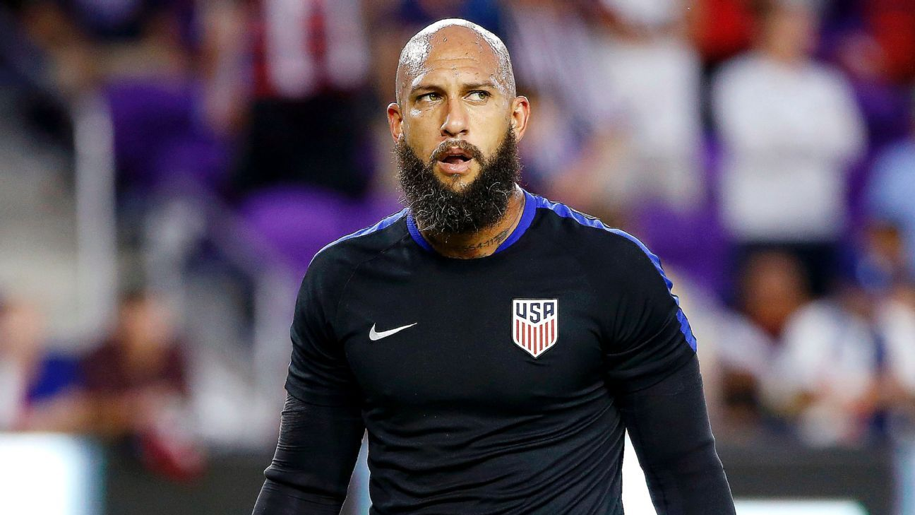 Ex-United States keeper Tim Howard becomes part owner of English club
