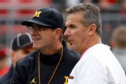Harbaugh: Comment about Meyer not 'bombshell'