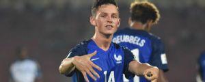 France thrash Honduras, remain unbeaten