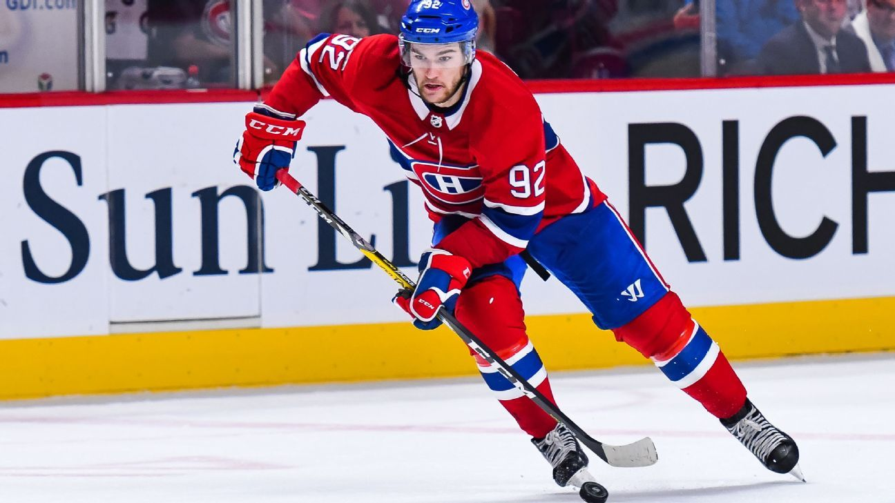 NHL -- Jonathan Drouin not intimidated by Montreal ...