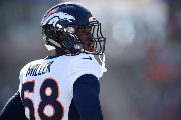 Broncos' Miller off the hook for shark catch