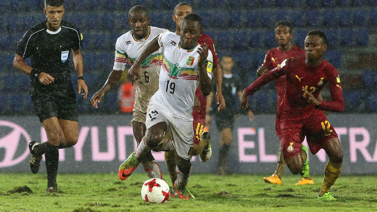 Ghana starlets can succeed despite U-17 failure - Fabian