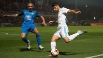 Real Madrid edge past third-tier Fuenlabrada in first leg