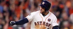 Astros activan a Springer de lista lesionados