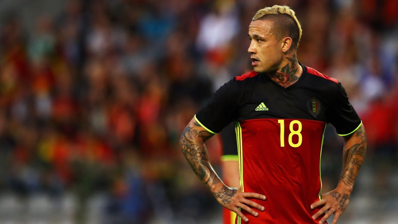 Radja Nainggolan: I won't play for Belgium after 'pathetic' excuses behind World Cup snub