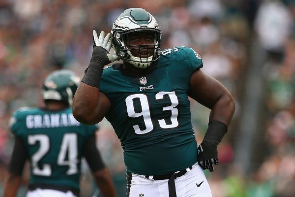 DT Jernigan returning to Eagles on 1-year deal