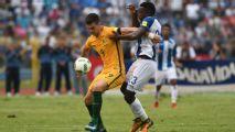 La FIFA retira cargos por dopaje al hondureño Johnny Palacios