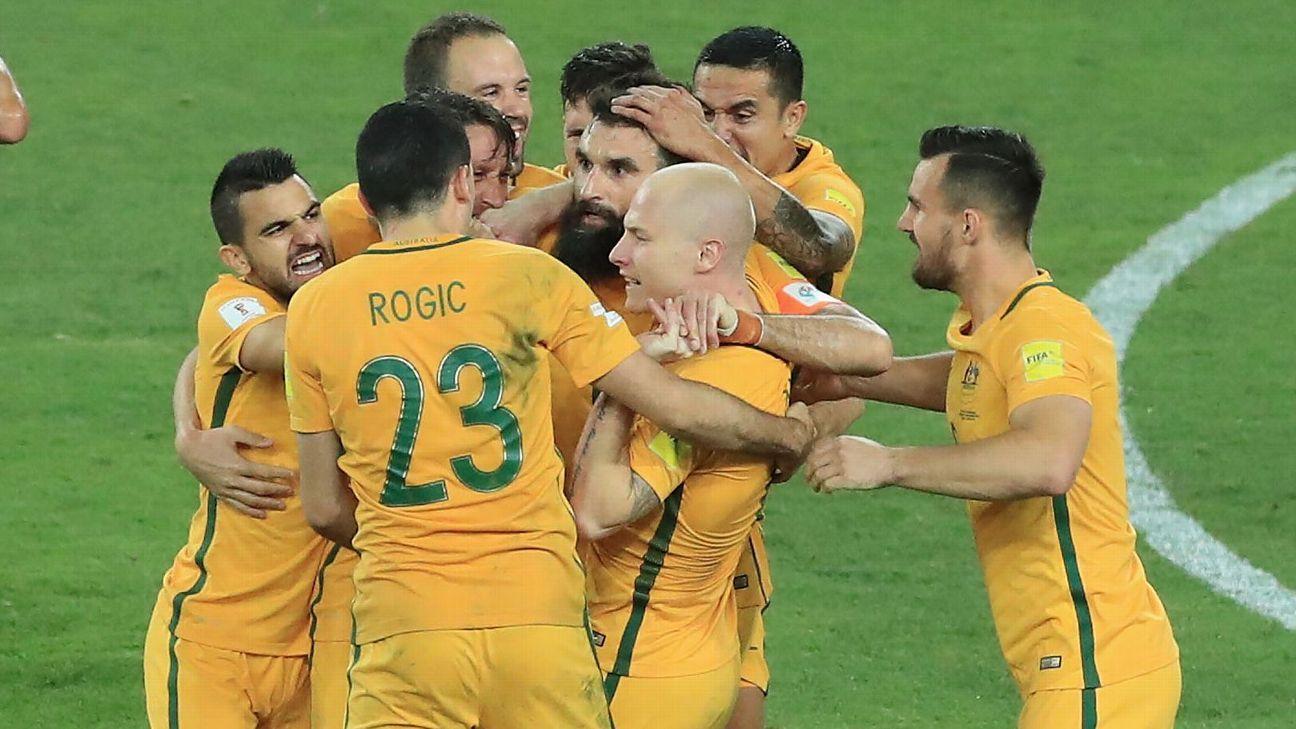 Australia confirm October friendly against Kuwait